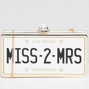 Handbags - Miss to Mrs clutch